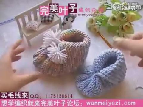 宝宝袜子编织_视频在线观看-爱奇艺搜索