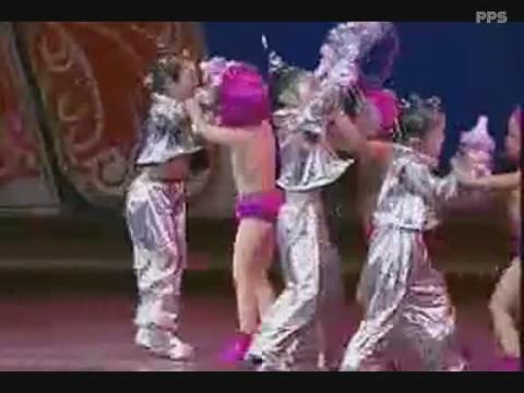 幼儿舞蹈视频之儿歌舞蹈-聪明宝贝