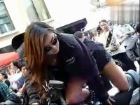 视频标签:美女车模紧身热舞高跟包臀性感美女