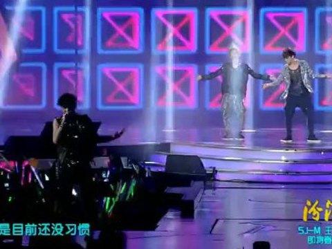 131231-exo-m-双月之夜(江苏卫视2013 跨年 演唱会) 293x220-双月
