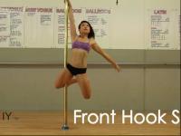 钢管舞视频 美女性感热舞