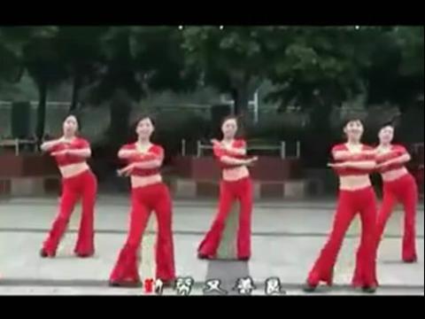 [广场舞大全]周思萍广场舞