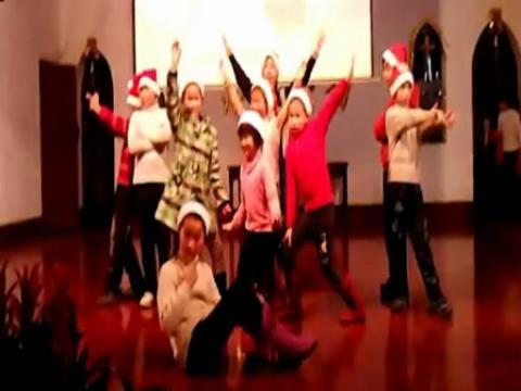 儿童舞蹈视频mp4下载
