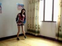 爱跳舞的美女 自拍 热舞