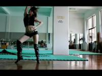 韩国性感美女组合妩媚舞姿