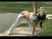 瑜伽视频教程初级∴高清精彩 频道:天下极品