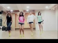 江南style美女舞蹈教学版