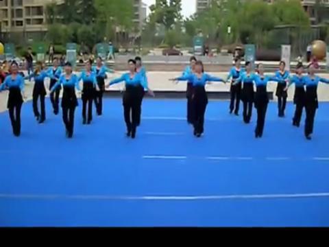 16人舞蹈队形示意图 六人舞蹈队形示意图 20人舞蹈队形示