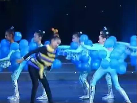 幼儿舞蹈教学大全 牙牙与泡泡