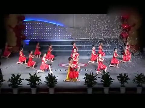 儿童舞蹈花木兰 - 在线观看