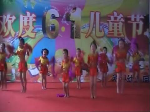 儿童舞蹈 手棒舞 儿童舞蹈教学[高清版](1)