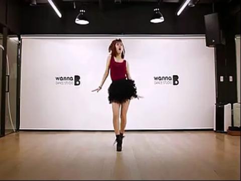 少女时代《twinkle》舞蹈教学版