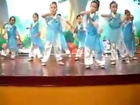 幼儿舞蹈视频 游子吟 儿童舞蹈教学