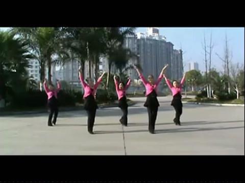 吉美广场舞健身舞 印度舞