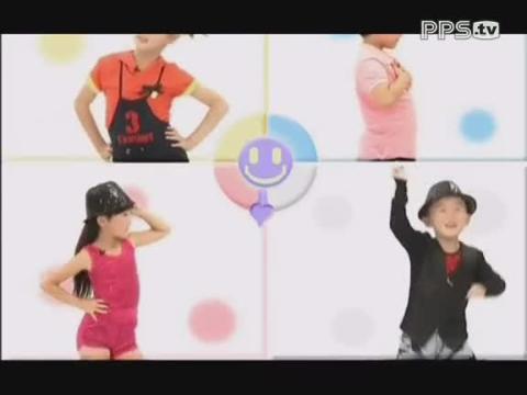 小小智慧树 儿童歌舞 跳舞真开心