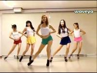 美女鬼步舞教学视频
