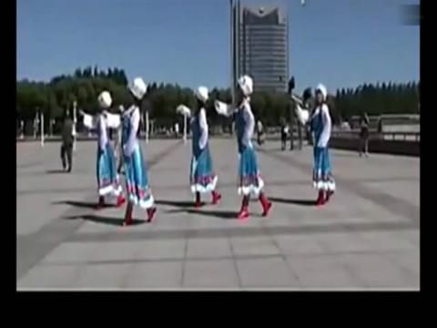 美久广场舞 广场舞印度美女教程