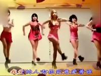 舞曲dj美女热舞