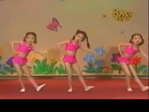 儿童舞蹈大全《健康舞》儿童歌曲舞蹈教学`