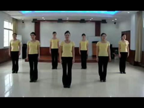 广场舞最炫民族风p`