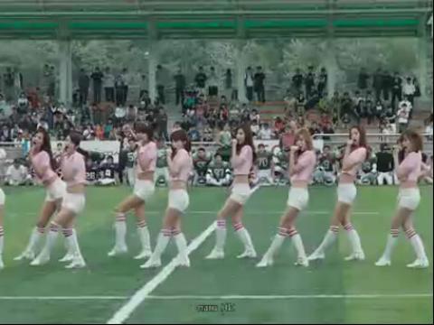 少女时代oh!gee球场高清版
