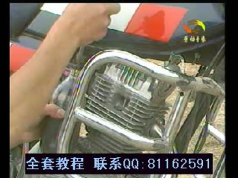 摩托车维修教程_摩托车维修技术视频