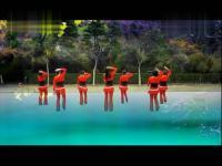 健身广场舞全集:去西藏附背面慢动作分解
