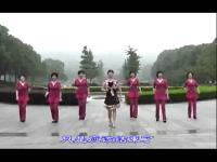 七彩梦广场舞 印度美女