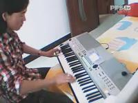 精彩电子琴演奏合集图片