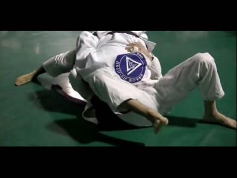 柔术美女视频巴西柔术新生代