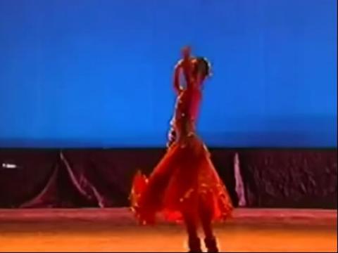 竺少女》儿童舞蹈