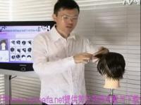 美发视频 短发剪发 韩国最新发型修剪