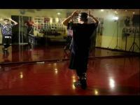 exowolf舞蹈教学 视频简介:exo wolf狼与美女分解