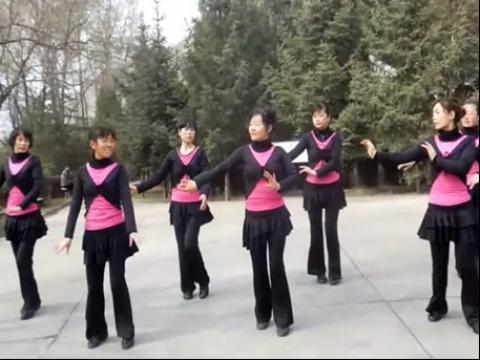 美女广场舞 印度美女
