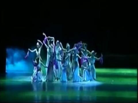 舞蹈教学视频 民族舞蹈视频大全