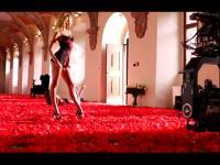 林志玲《赤壁》激情吻戏床戏片段