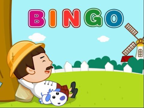 bingo儿歌小提琴谱子