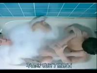 阿娇最新吻戏床浴室全裸激情戏片段