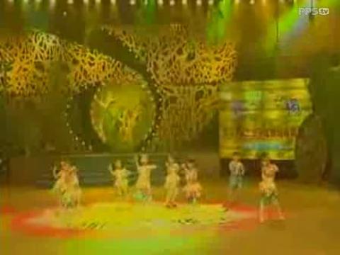 幼儿舞蹈视频 集体舞 嘻唰唰