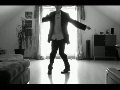鬼步舞教学基础舞步 街舞教学分解动作【街舞世界】