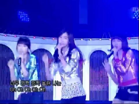 少女时代mv 舞蹈gee 九连冠剪辑版