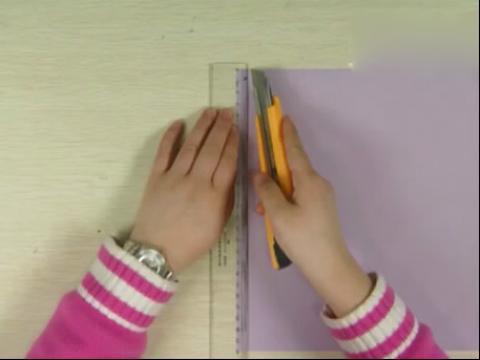 [折纸大全 图解]如何制作笔筒的折法图解-如何制作笔筒的折法图解图片