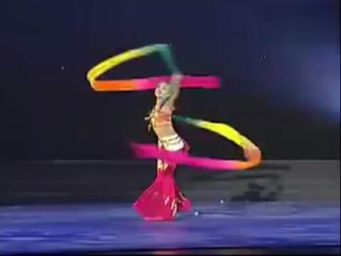舞蹈教学视频 民族舞独舞
