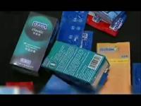 避孕套验出针孔 刺鼻气味令警方呕吐