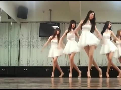 简单易学的女生舞蹈 - 韩国现代舞蹈视频大全 - 视频