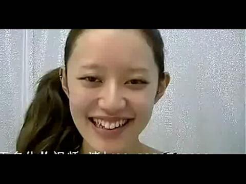 日本化妆达人 丑女变美女化妆教程