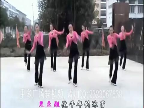 动动广场舞印度美女