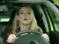 美女开车前都要做的热身动作