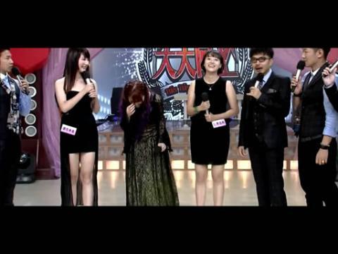 天天向上20131025 中国歌后阿兰携丹巴美女献唱藏族
