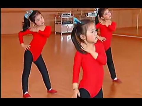 儿童舞蹈视频高清教学
